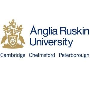 Anglia Ruskin University, Cambridge logo
