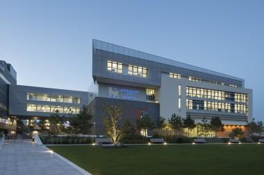 Birmingham City University campus