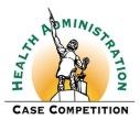 Health Administration Logo