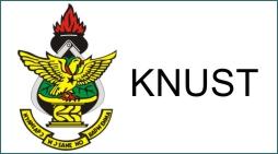 KNUST logo