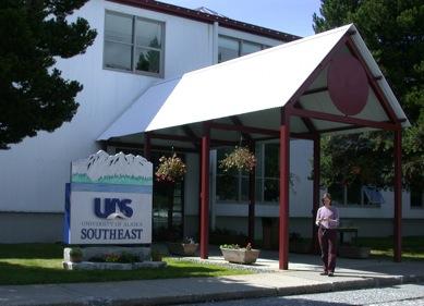The University of Alaska Southeast campus