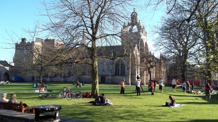 University Of Aberdeen campus
