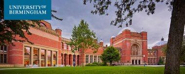 University of Birmingham campus