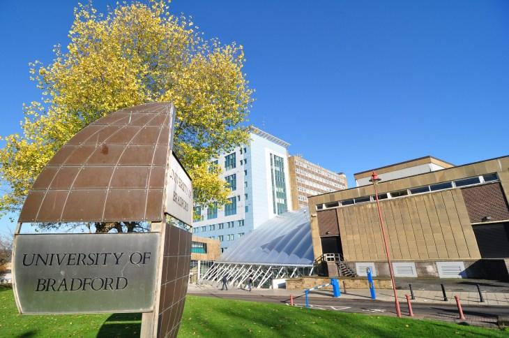University of Bradford campus1