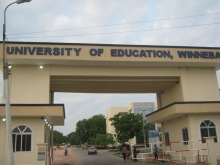 University of Education, Winneba campus