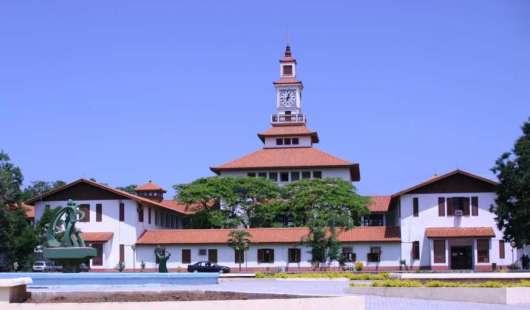 University Of Ghana Campus