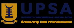 University of Professional Studies logo