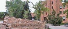 University of Wyoming campus