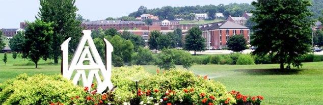 Alabama A&M Admission center image