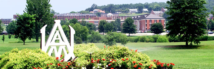 Alabama A&M Admission center image