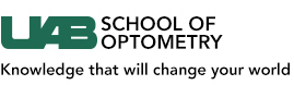 University of Alabama at Birmingham Optometry Logo
