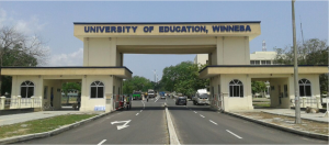 University-Of-Education-Winneba-UEW-Entrance