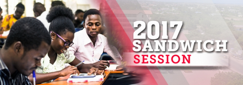 University of Education Winneba Kumasi Campus Sandwich Image