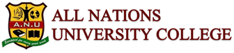 All Nations University (ANUC) Logo