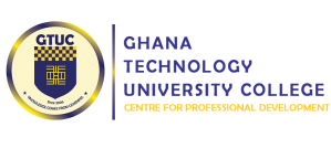 Ghana Telecom University College (GTUC) Logo