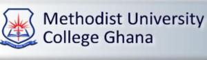 Methodist University College Ghana Logo