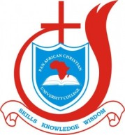 Pan African Christian University College Logo