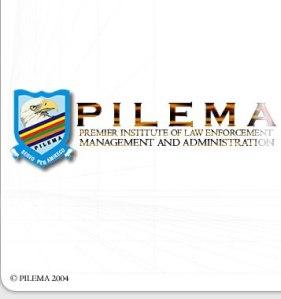 Premier Institute of Law Enforcement Management and Administration (P I L E M A) Logo