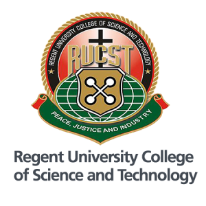 Regent University College of Science and Technology Logo