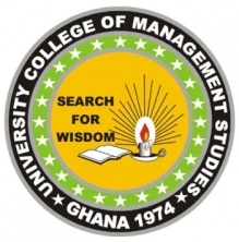 University College of Management Studies ( UCOMS ) Logo
