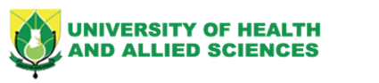 University of Health and Allied Sciences Logo