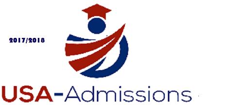 2017/2018 USA ADMISSIONS
